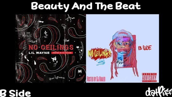 Lil Wayne - Beauty And The Beat | No Ceilings 3 B Side