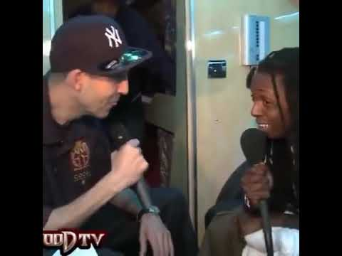 Lil Wayne Reacts To Gucci Mane Being Top 5 And Not Eminem