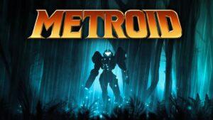 METROID • Relaxing Music + Rainstorm Sounds
