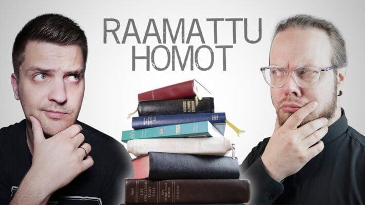 MITÄ RAAMATTU OIKEASTI SANOO HOMOUDESTA? | Pastorific-cast