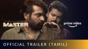 Master - Official Trailer |Thalapathy Vijay, Vijay