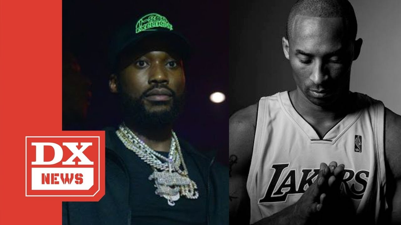 Meek Mill Faces Backlash Over Kobe Bryant Lyrics Then Calls