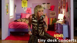 Miley Cyrus: Tiny Desk (Home) Concert