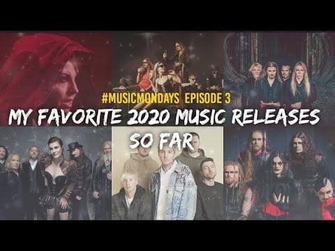 My Favorite 2020 Music Releases (So Far) |#MusicMondays