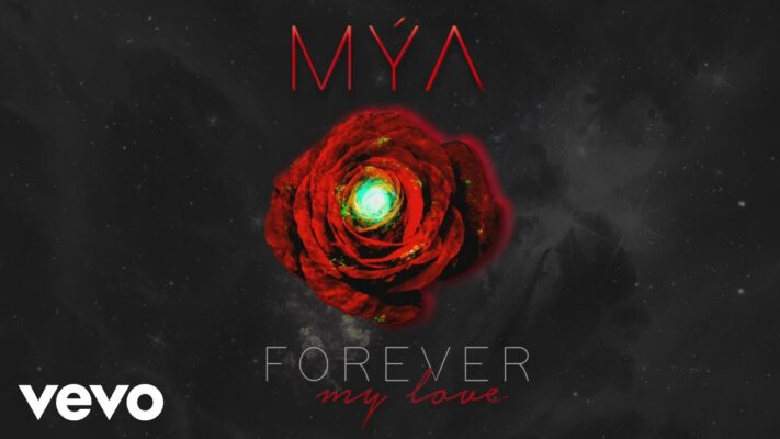 Mýa - Forever My Love (Official Lyric Video)