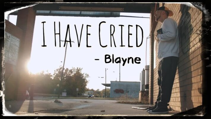 "NEW Christian Rap | Blayne - ""I Have Cried"" (Music"