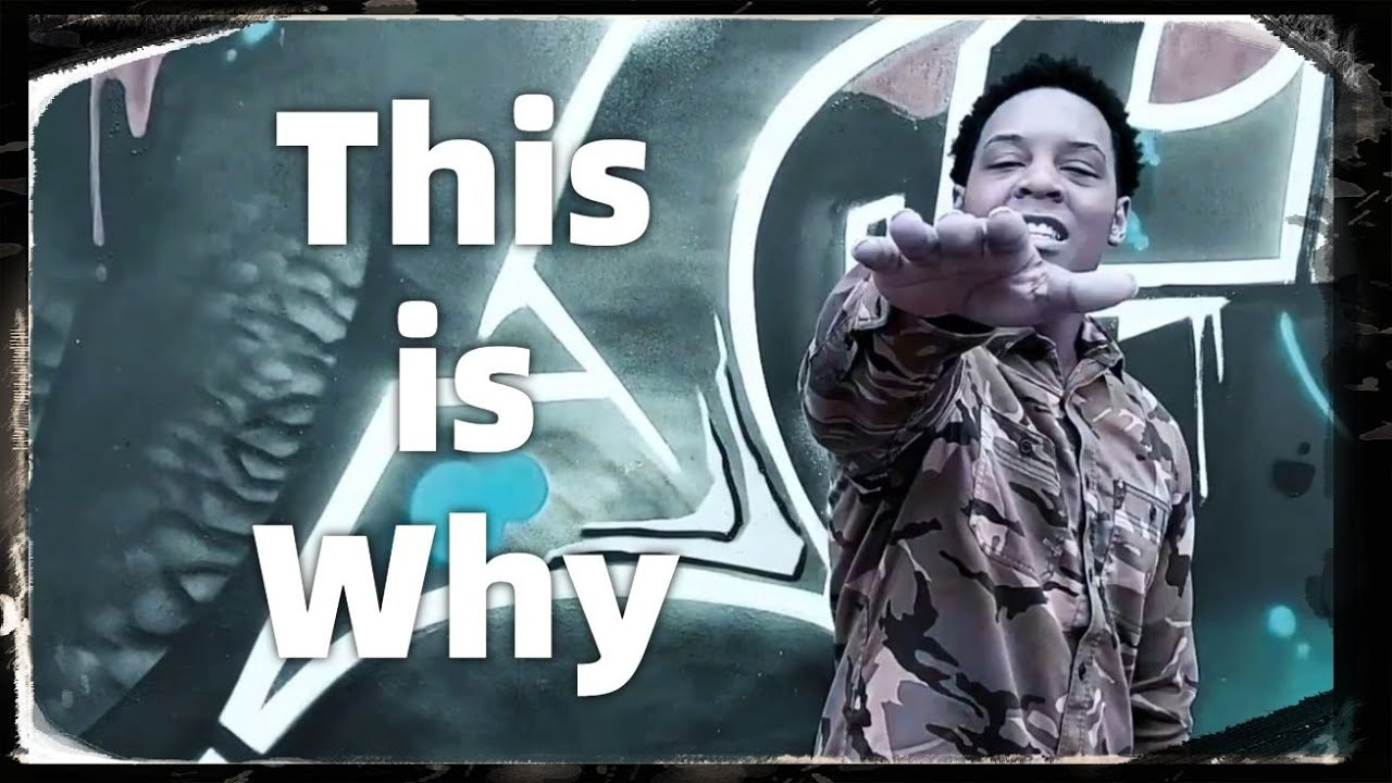"NEW Christian Rap | GFHipster - ""This is Why"""