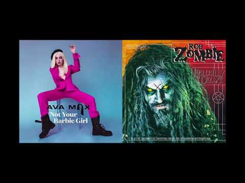 Not Your Living Dead Girl (Ava Max + Rob Zombie Mashup)