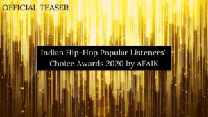 Official Teaser : Indian Hip Hop Popular Listeners'