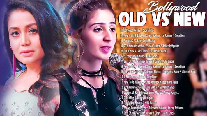 Old Vs New Bollywood Mashup Songs 2021 | Old Hindi Songs