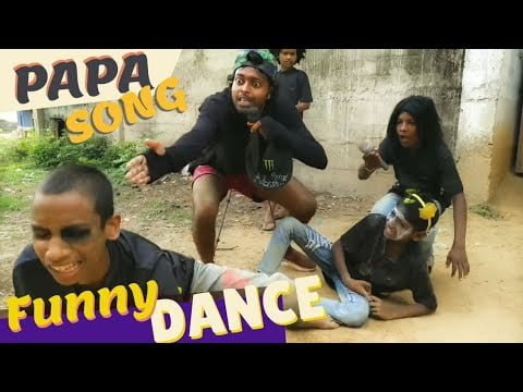 PAPA RAP SONG NEW VERSION | Papa Song funny Video | Ft.DC