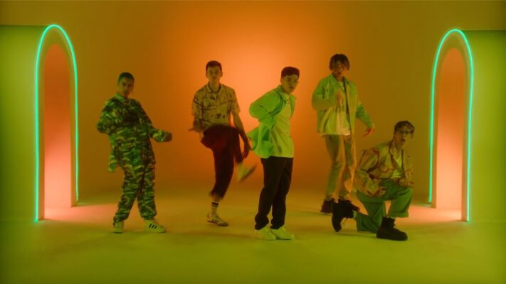 PRETTYMUCH - Stars (Official Music Video)