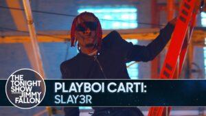 Playboi Carti: Slay3r