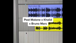 Post Malone x Khalid x Bruno Mars (Carneyval Mashup)