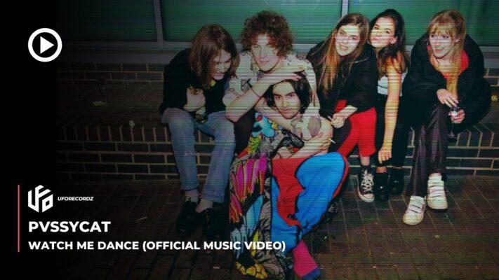 PvssyCat - Watch Me Dance (Official Music Video)
