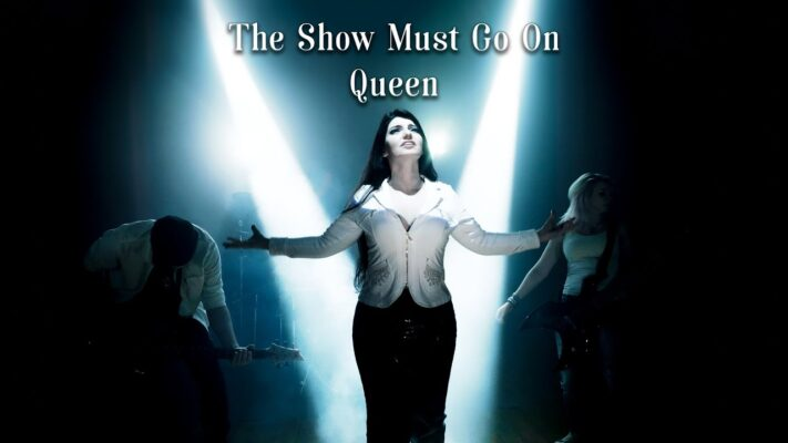 Queen - The Show Must Go On (Symphonic Metal Cover by