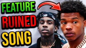 RAP SONGS RUINED BY THE FEATURE! *wow*