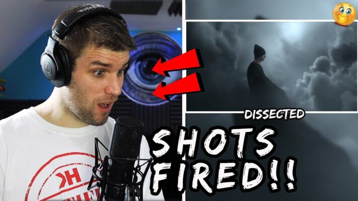 Rapper Reacts to NF CLOUDS!!   HE'S FIRING SHOTS?!