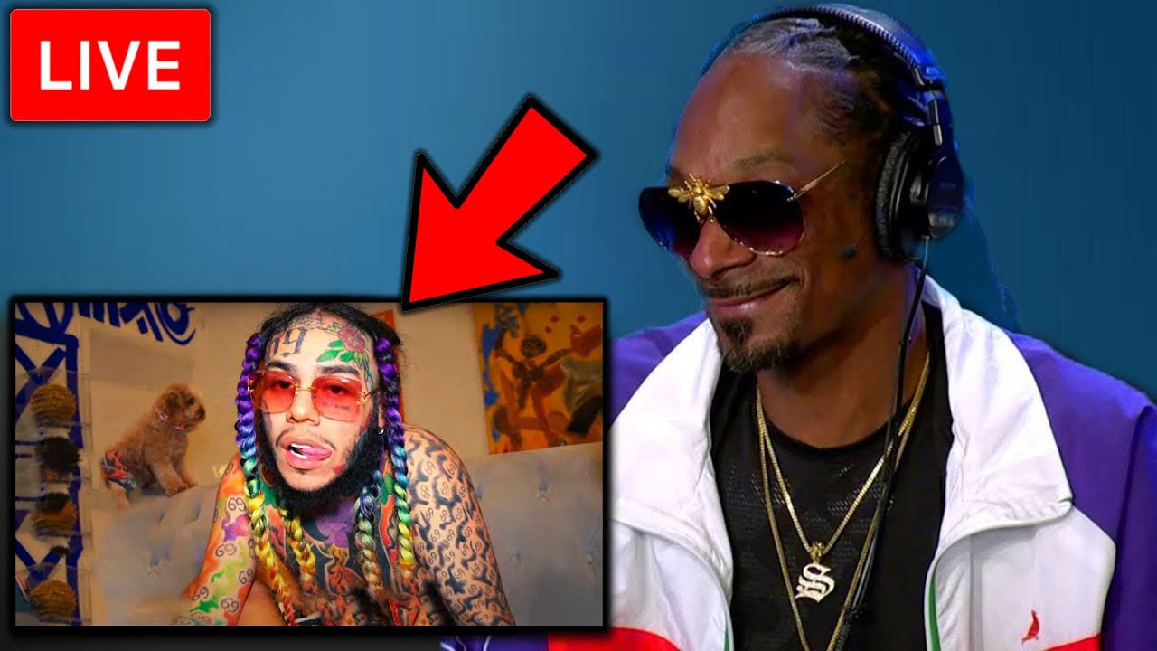 Rappers React to 6IX9INE - ZAZA (Official Music Video)