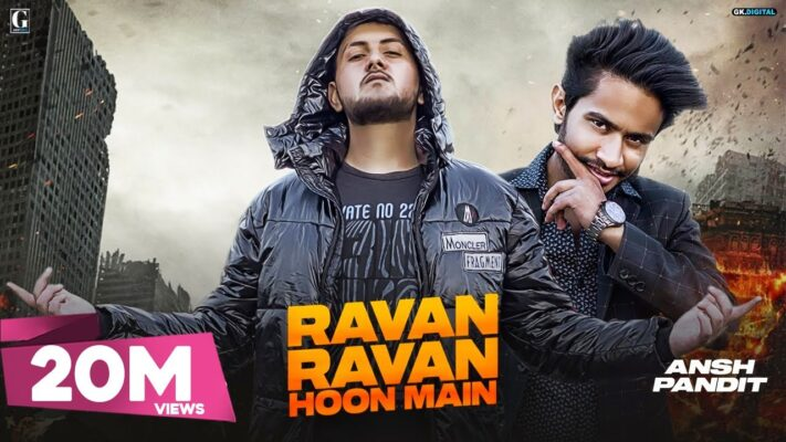 Ravan Ravan Hoon Main :  Rock D (Official Song) Latest Hindi