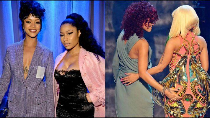 Rihanna and Nicki Minaj (Relationship Between Two Queens)