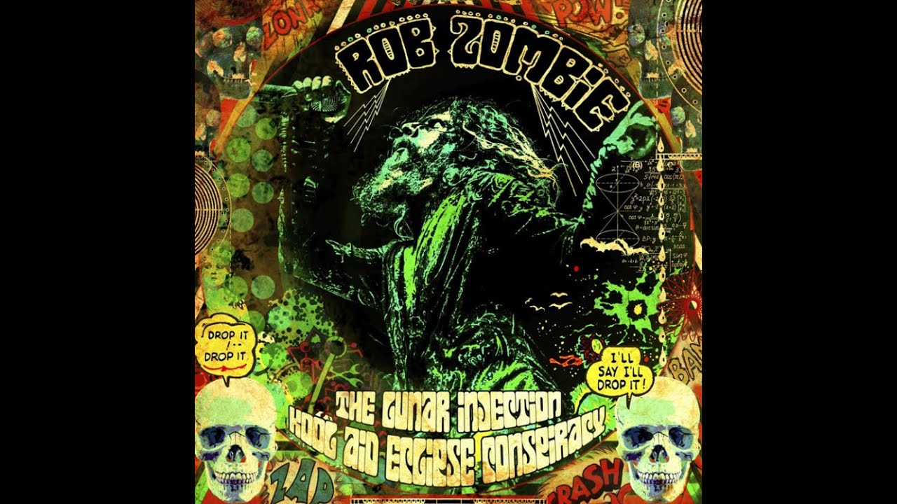 """Rob Zombie releases new song """"The Triumph Of King"""