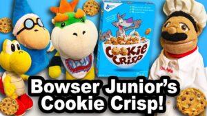 SML Movie: Bowser Junior's Cookie Crisp!