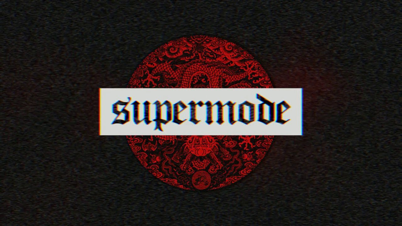 SUPERMODE | LYRCAL VIDEO | RAP SONG | 2021 | (prod. Super
