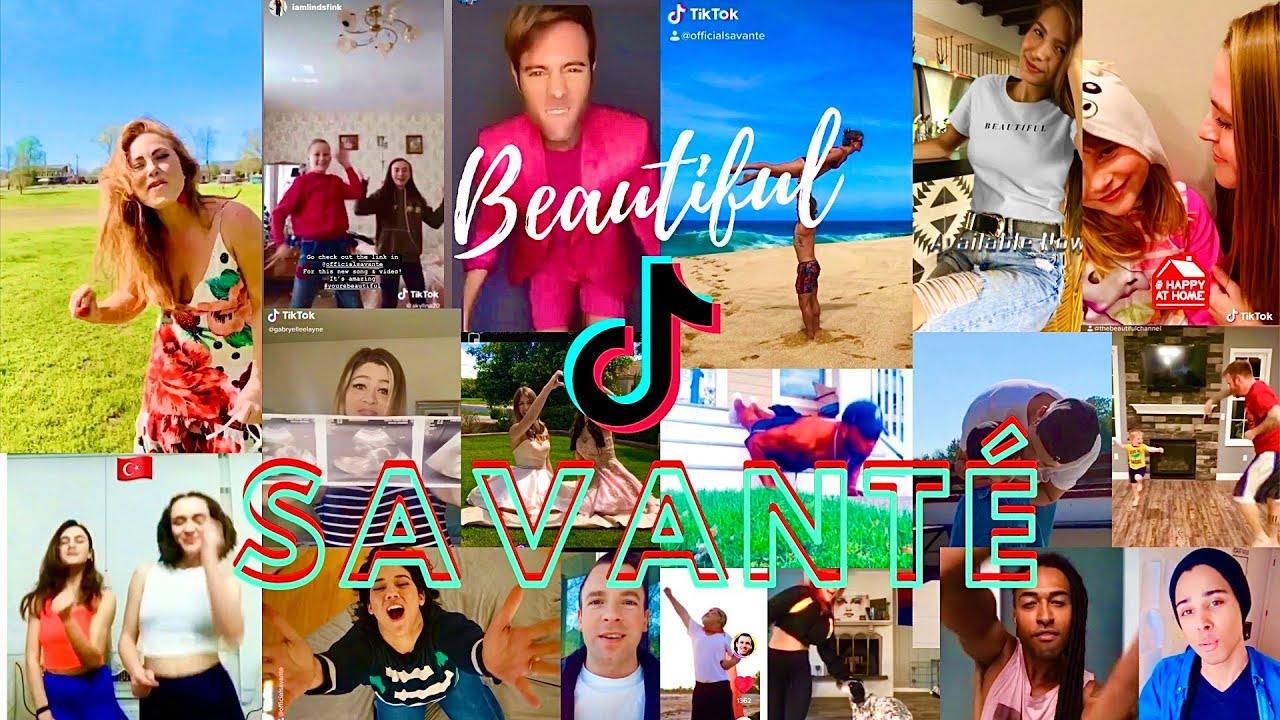 Savante - Beautiful ft. You   The First Ever #Tiktok