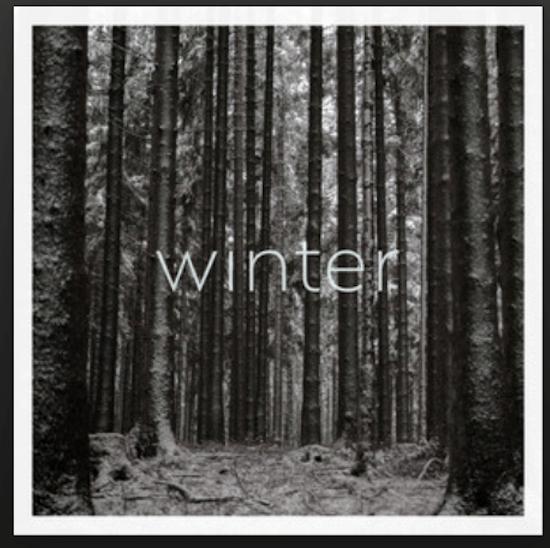 From the Artist dyrtbyte Listen to this Fantastic Spotify Song Vier Jahreszeiten - Winter (dyrtbyte Remix)