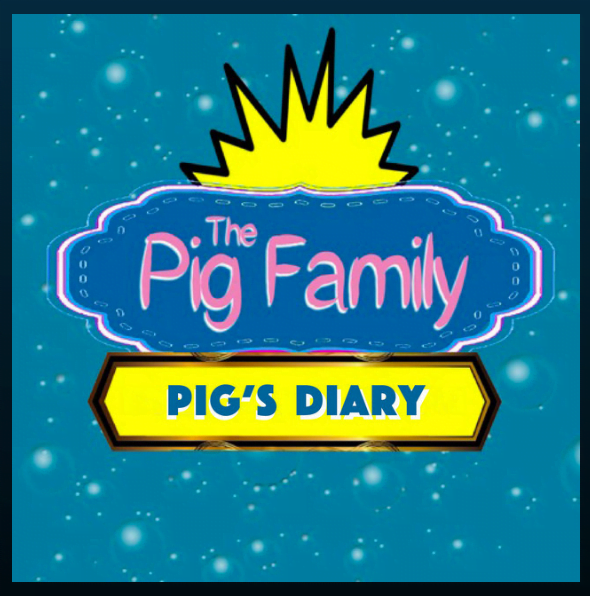"""The Pig Family – ""Miss Polly Had a Doll"" (From the album ""Pig's Diary"") """
