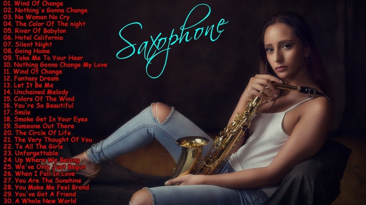 Smooth Jazz SaxophoneGreatest Beautiful Love Songs of All