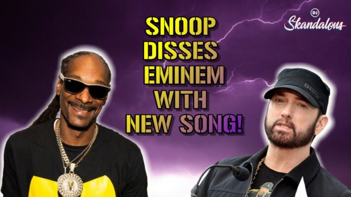 Snoop Dogg Disses Eminem In New Song + Beef Analysis | 2021