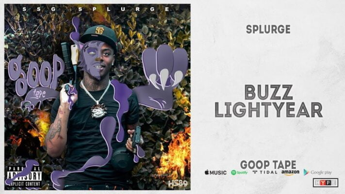 Splurge - Buzz Lightyear (Goop Tape)