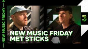 Sticks luistert nieuwe releases Kevin, ADF Samski en EUT |