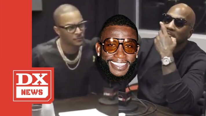 T.I. & Jeezy Discuss Possibility Of Ending Beef With