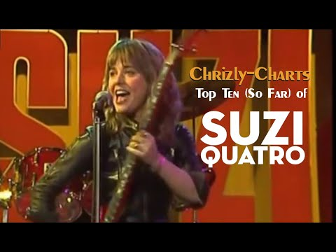 TOP TEN: The Best Songs Of Suzi Quatro [RETRO]