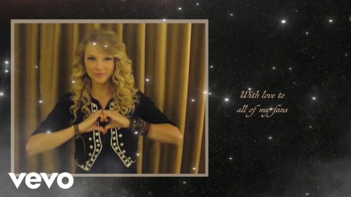 Taylor Swift - Love Story (Taylor's Version) [Official Lyric