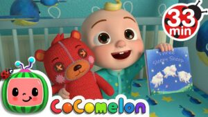 This is the Way (Bedtime Edition)  + More Nursery Rhymes