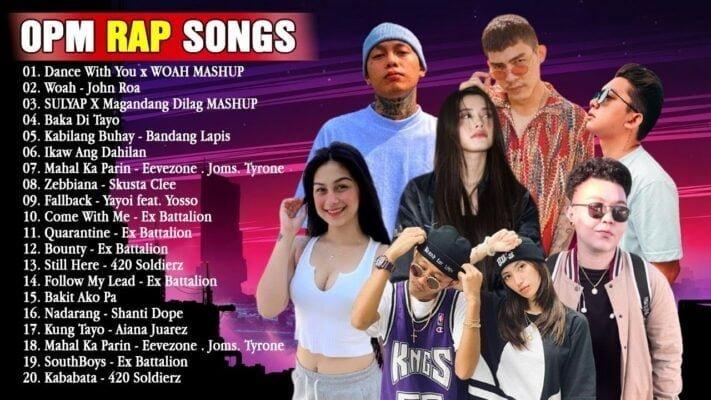 Top 100 Trending Rap OPM Songs 2021 - Ex Battalion, Honcho,
