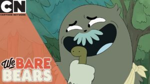 We Bare Bears | Snake Babies Rap | Cartoon Network UK 🇬🇧