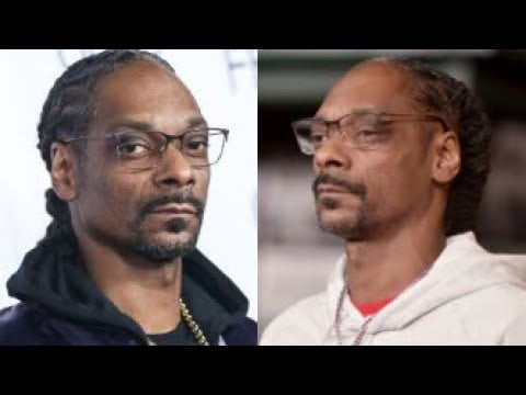 We're Grief Stricken To Report That Snoop Dogg Is In
