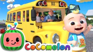 Wheels On The Bus+ More CoComelon Nursery Rhymes & Kids