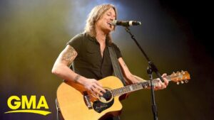Wishing Keith Urban a happy 53rd birthday! l GMA Digital