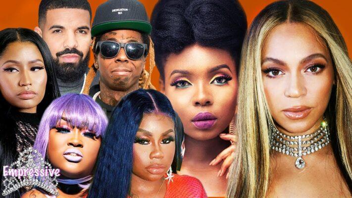 Yemi Alade defends Beyonce | Cupcakke vs Sukihana | Lil
