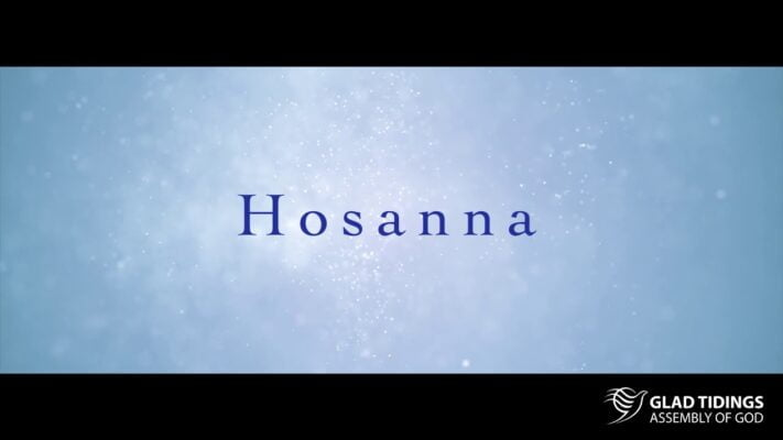 """""""Hosanna"""" worship song cover by Jay OurMusicBox"""