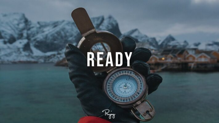 """Ready"" - Motivational Rap Beat   New R&B Hip"