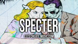 """SPECTER"" - Catchy Club Rap Beat 