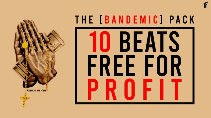 """The Bandemic Pack"" [10 Free Beats For Profit]"
