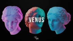 """Venus"" - Chill Uplifting Rap Beat 